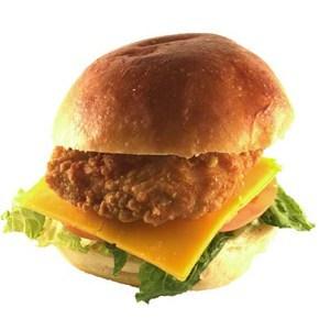 Chicken Breast Burger