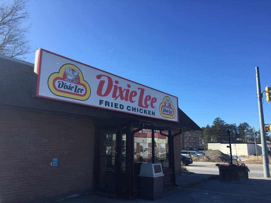Best Fried Chicken Fast Food Restaurant in Bancroft